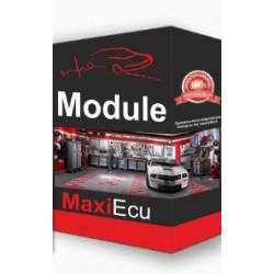 Oprogramowanie MaxiECU - wybrana marka + OBD2