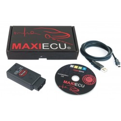 Zestaw MaxiEcu Chevrolet + interfejs USB